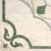 Керамическая плитка Inter Cerama CASTELLO для пола 43x43 см зеленый