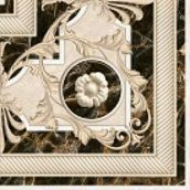 Декор Inter Cerama FENIX 13,7x13,7 см бежевый