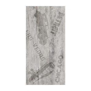 Керамическая плитка Golden Tile Vesta ректификат декоративная 300х600 мм белый (У30980)