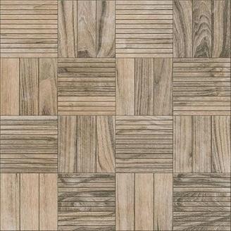 Керамическая плитка Inter Cerama FAGGIO для пола 43x43 см серый светлый