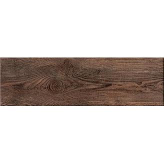 Керамическая плитка Inter Cerama PANTAL для пола 15x50 см красно-коричневый темный