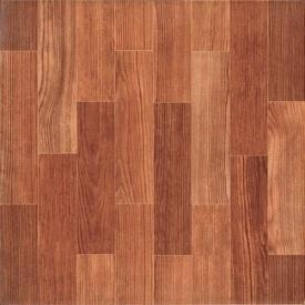Керамическая плитка Inter Cerama SELVA для пола 43x43 см коричневый темный