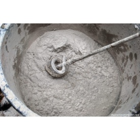 Цементный раствор PKВ П8 М100