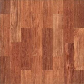 Керамічна плитка Inter Cerama SELVA для підлоги 43x43 см коричневий темний