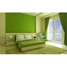 Окрашивание стен эмалевыми красками