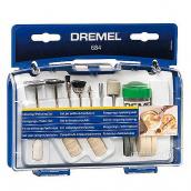 Комплект насадок для чистки и полировки Dremel 684 (26150684JA)