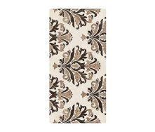Плитка керамическая Golden Tile Lorenzo Intarsia декоративная 300х600 мм бежевый (Н4130)