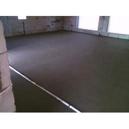 Устройство цементно-песчаной стяжки 50 мм
