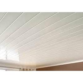 Влаштування підвісної стелі з пластикових панелей