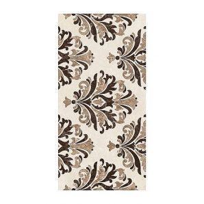 Плитка керамическая Golden Tile Lorenzo Intarsia декоративная 300х600 мм бежевый (Н41301)