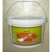 Шпаклевка столярная акриловая SANDAL Akrilspackel универсальная 5 кг