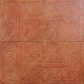 Декор Zeus Ceramica Керамогранит Casa Zeus Cotto classico 65х65 см Rosso (rax22)