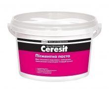 Пигментная паста Ceresit 2 л фиолетовая 01 (M1) (949620)