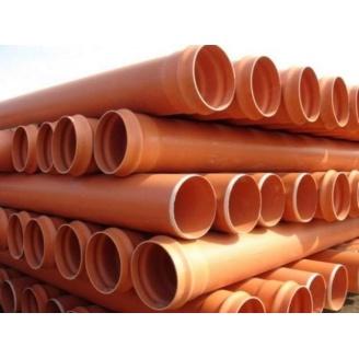 Труба для наружной канализации 110х3,2 мм