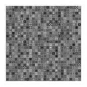 Плитка керамічна Golden Tile Maryland для підлоги 400х400 мм чорний (56С830)