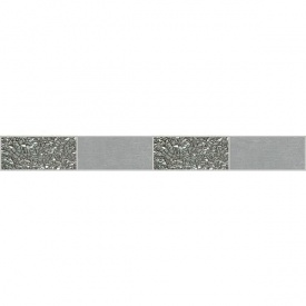 Декор Zeus Ceramica Керамогранит Casa Zeus Cemento Platinum 5х45 см Grigio (mfxf88)