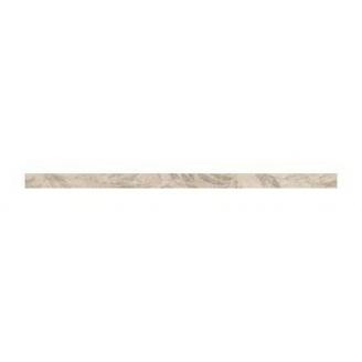 Фриз Golden Tile Petrarca Harmony 30х600 мм бежевий (М91411)