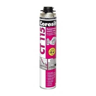 Клеящая смесь Ceresit CT 115 для блоков из ячеистого бетона 850 мл (1835187)