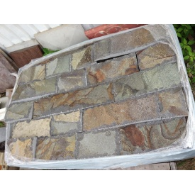 Каменная плитка Андезит 10 см