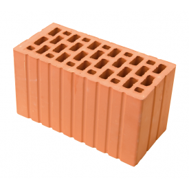 Керамічний блок СБК КЕРАМКОМФОРТ 2NF М100 250х120х138 мм