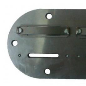 Клапанна плита в зборі СО-7Б