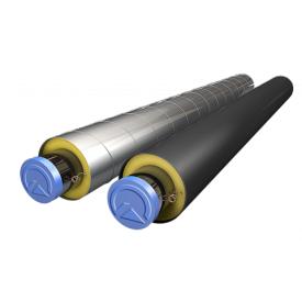 Труба теплоізольована для теплотраси 45 мм