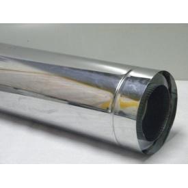 Труба димохідна сталева