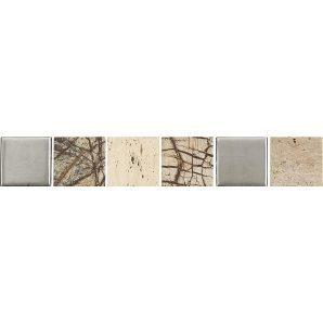 Декор Opoczno Avenue beige border stone 48х297 мм