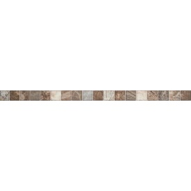 Декор Opoczno Nizza border mosaic 25х450 мм