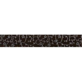 Декор Opoczno Zebrano brown border classic 70х450 мм