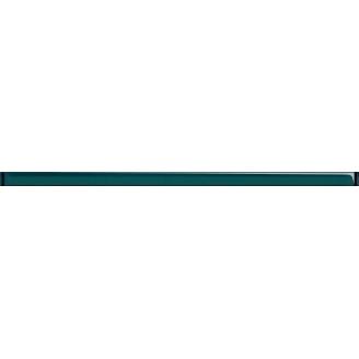 Декор Opoczno glass turquoise border 30х750 мм