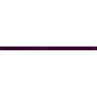 Декор Opoczno glass violet border 20х450 мм