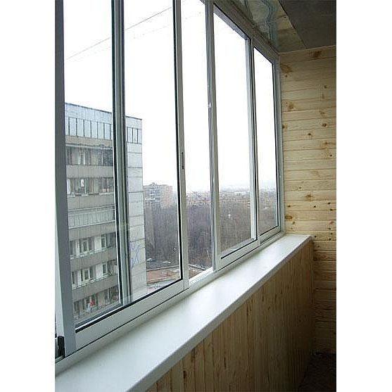 Сборка алюминиевой лоджии krauss. - как установить балконный.