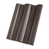 Черепица ONDO MARRÓN 420x330 мм коричневый