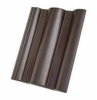 Черепиця ONDO MARRÓN 420x330 мм коричневий