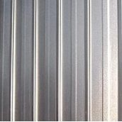 Профнастил BudMonster 1200/950 мм алюмоцинк серебристый