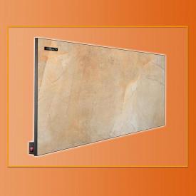 Керамический обогреватель TeploCeramic ТСМ-450 450 Вт бежевый мрамор (49202)
