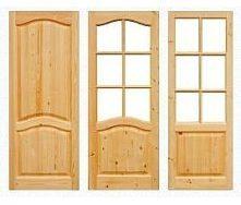 Двери межкомнатные из дерева 2000х900 мм
