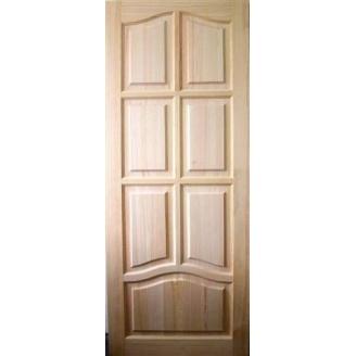 Двері із сосни 2000х600х40 мм