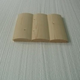 Блок-хаус Ель 25x125 мм