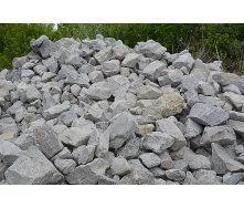 Бутовий камінь 100х400 мм сірий