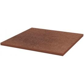 Клінкерна плитка PARADYZ базoва структурна TAURUS BROWN 30x30 см