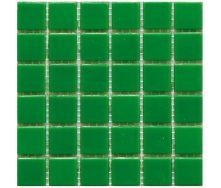 Мозаїка скляна Stella di Mare R-MOS WA42 зелений на сітці 327х327х4 мм