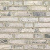 """Кирпич клинкерный ручной формовки Petersen D-91 Rd. """"Weiß"""" HF 220x105x65 мм"""