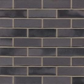 Клінкерна облицювальна цегла Muhr 15 Schwarz-bunt edelglanz glatt 240x115x71 мм