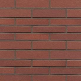 Клинкерный облицовочный кирпич Muhr Klinker LI - MF 03 - 52/71 Naturrot glatt 290x90x52 мм