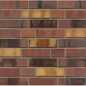 Клінкерна плитка Muhr Klinker LI-NF 21 SF Gelbbraunrot spezial Fusssortierung 240х14х71 мм