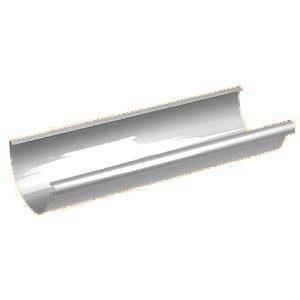 Желоб Galeco PVC130 130 мм 4 м (RE130-RY400-G) (RAL9010/белоснежный)