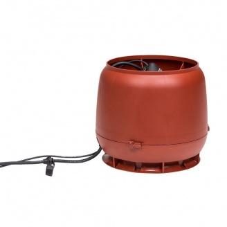 Вентилятор VILPE ECo190 S 125 мм (красный)