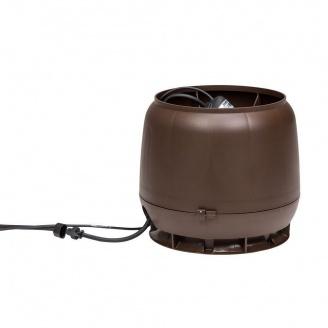 Вентилятор VILPE ECo190 S 125 мм (коричневый)